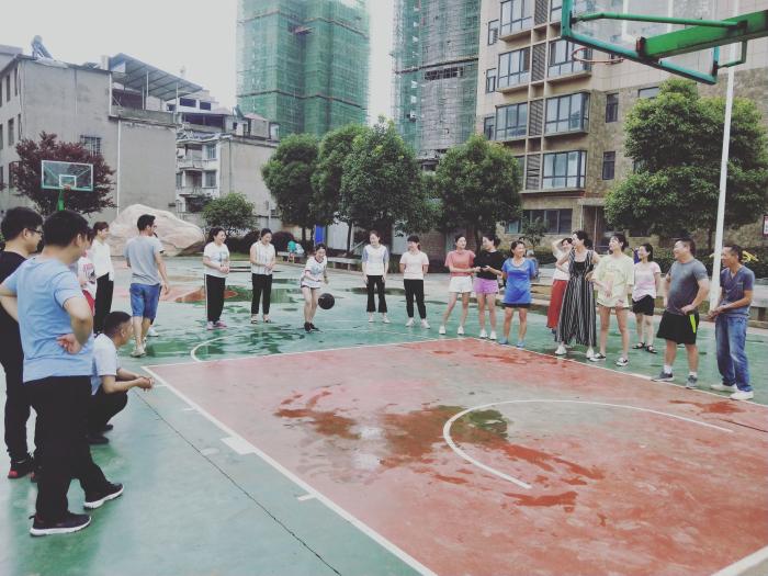 挥洒汗水 筑梦晶全 — 这是一场属于我们'晶全人'的夏季运动会